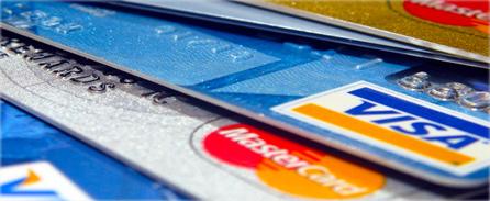 Use Credit Card or e-Check